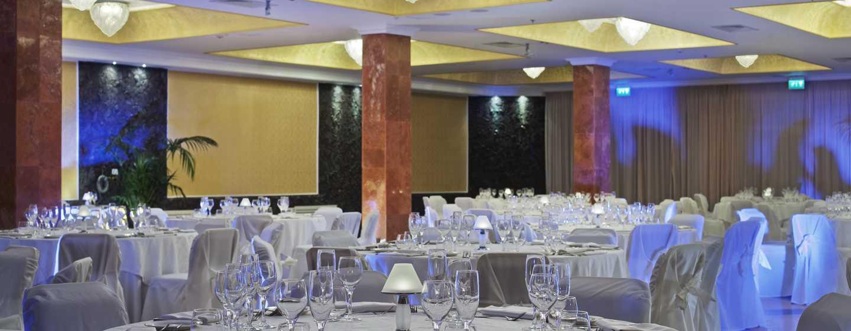 Hotel Hilton Giardini Naxos, Sicilia, Italia - Salone