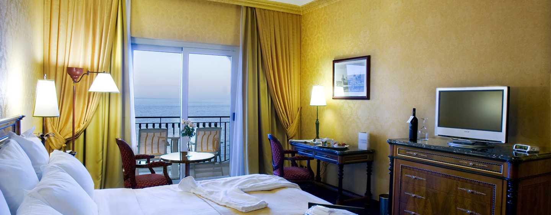 Hotel Hilton Giardini Naxos, Sicilia, Italia - Camera Deluxe
