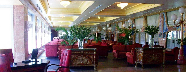 Hotel Hilton Giardini Naxos, Sicilia, Italia - Lobby