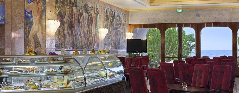 Hotel Hilton Giardini Naxos, Sicilia, Italia - Lobby Bar