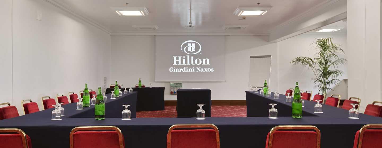 Hotel Hilton Giardini Naxos, Sicilia, Italia - Grande sala meeting