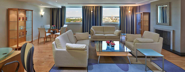 Hotel Hilton Dusseldorf, Germania - Suite Ambassador