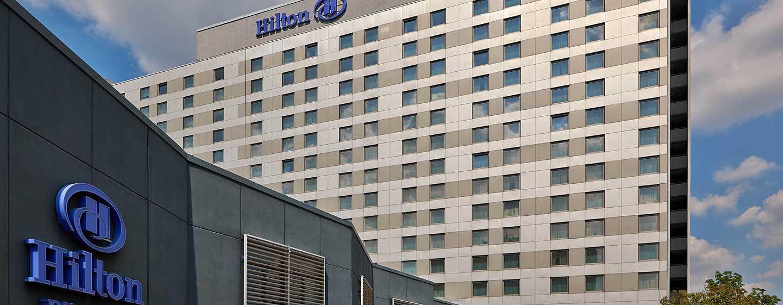 Hotel Hilton Dusseldorf, Germania - Esterno