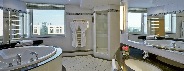Hotel Hilton Dusseldorf, Germania - Suite Presidential