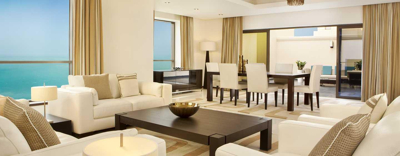 Hilton Dubai The Walk, Emirati Arabi Uniti - Appartamento con quattro camere da letto