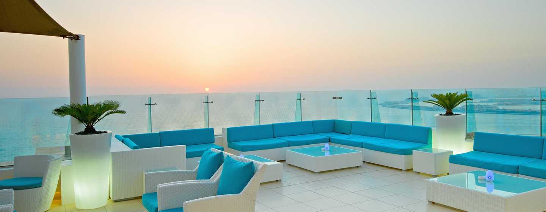 Hilton Dubai The Walk, Emirati Arabi Uniti - PURE Sky Lounge