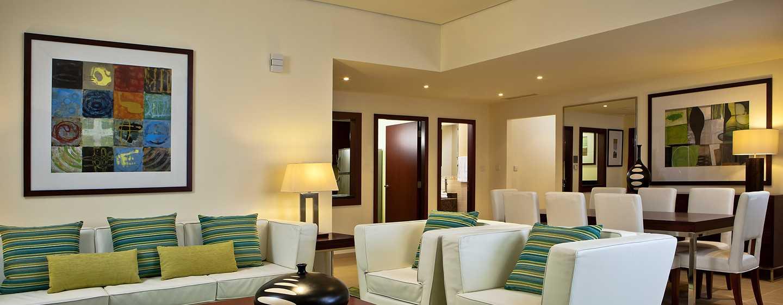 Hilton Dubai The Walk - Appartamento con due camere da letto