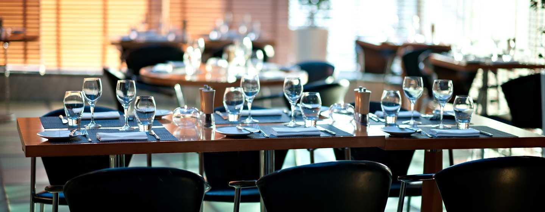 Hotel Hilton Dubai Creek, Emirati Arabi Uniti – Glasshouse Brasserie