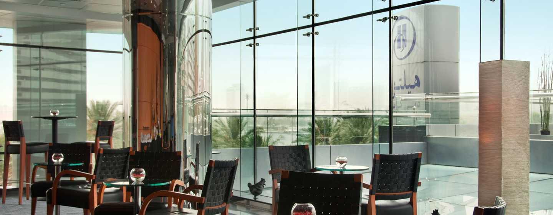 Hotel Hilton Dubai Creek, Emirati Arabi Uniti – Executive Lounge