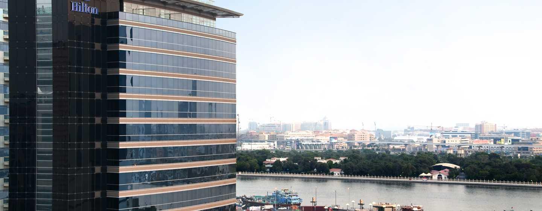Hotel Hilton Dubai Creek, Emirati Arabi Uniti – Esterno