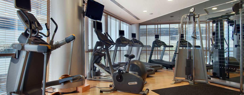Hotel Hilton Dubai Creek, Emirati Arabi Uniti – Fitness center