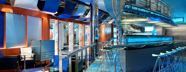 Hotel Hilton Dubai Creek, Emirati Arabi Uniti – Bar Issimo
