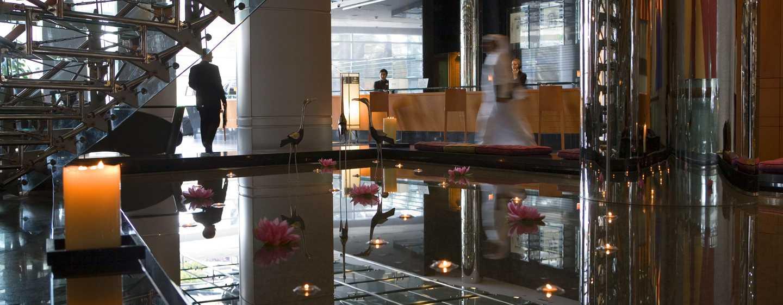 Hotel Hilton Dubai Creek, Emirati Arabi Uniti – Lobby dell'hotel