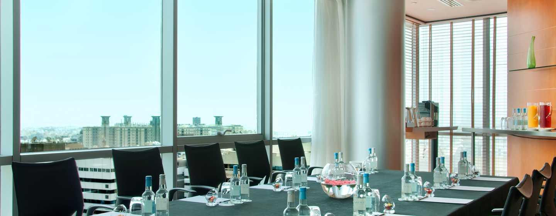 Hotel Hilton Dubai Creek, Emirati Arabi Uniti – Sala meeting