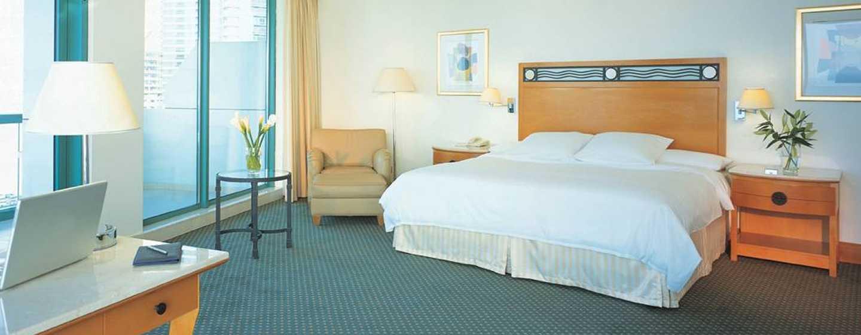 Hilton Dubai Jumeirah, Dubai, Emirati Arabi Uniti - Corner Suite Alcove con letto king size