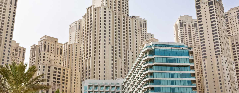 Hilton Dubai Jumeirah, Dubai, Emirati Arabi Uniti - Esterno hotel