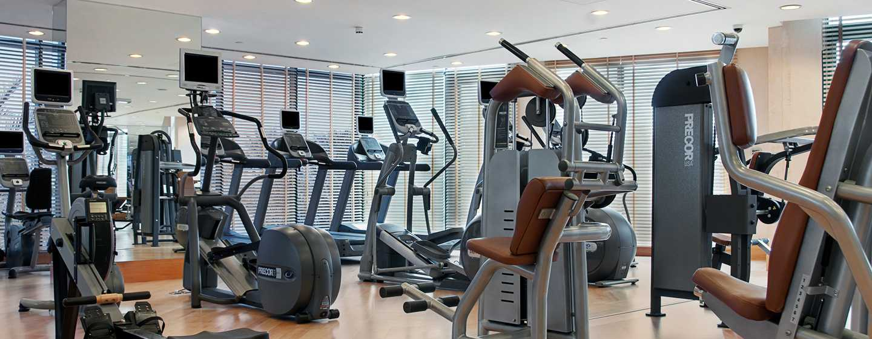 Hilton Dubai Jumeirah, Dubai, Emirati Arabi Uniti - Fitness center