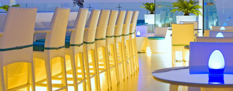 Hilton Dubai Jumeirah, Dubai, Emirati Arabi Uniti - Pure Sky Lounge & Dining