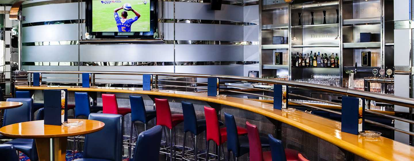 Hilton Dubai Jumeirah, Dubai, Emirati Arabi Uniti - Studio One Sports Bar