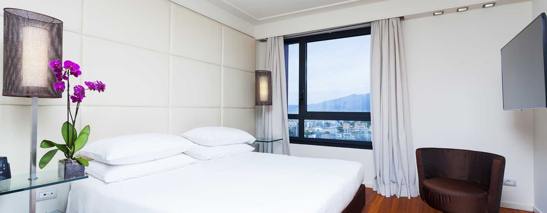 Hotel Hilton Florence Metropole, Italia - Suite con letto king size