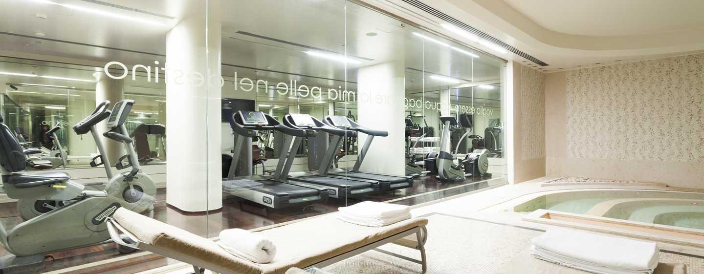 Hotel Hilton Florence Metropole, Italia - Area fitness