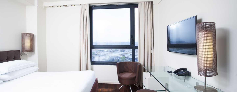 Hotel Hilton Florence Metropole, Italia - Camera Hilton con vista sulla città
