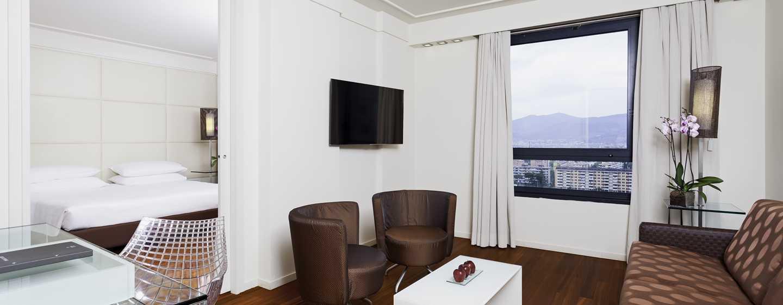 Hotel Hilton Florence Metropole, Italia - Zona soggiorno