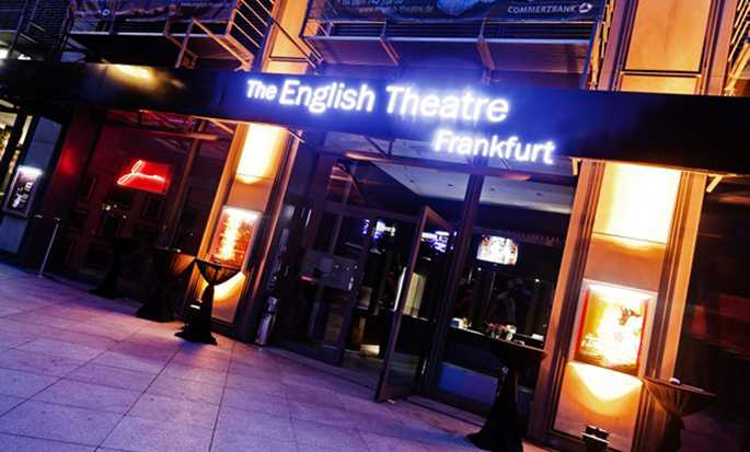Hilton Frankfurt Airport, Germania - English Theatre