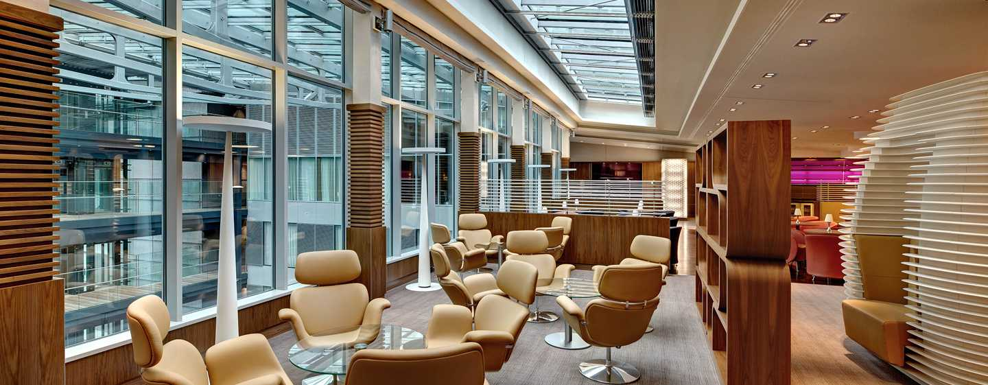 Hotel Hilton Frankfurt Airport, Germania - Executive Lounge