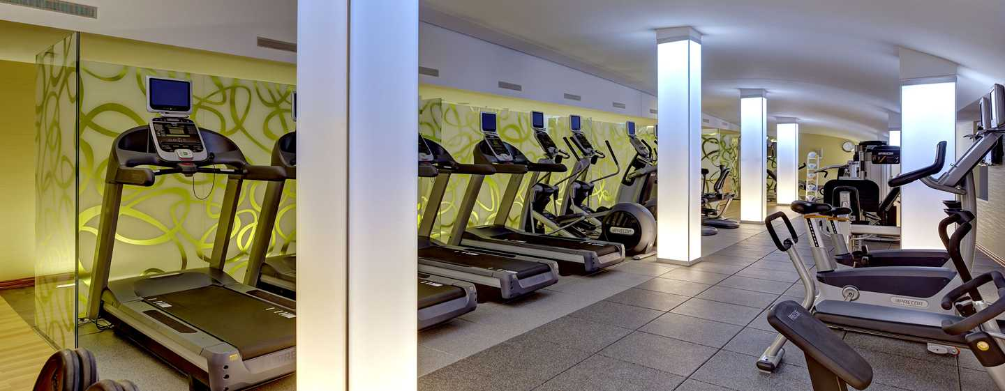 Hotel Hilton Frankfurt Airport, Germania - Fitness center