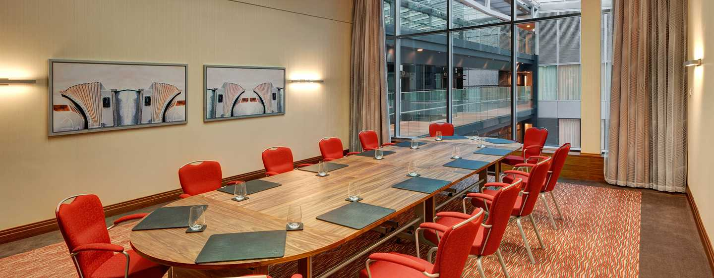 Hotel Hilton Frankfurt Airport, Germania - Sala meeting Penthouse