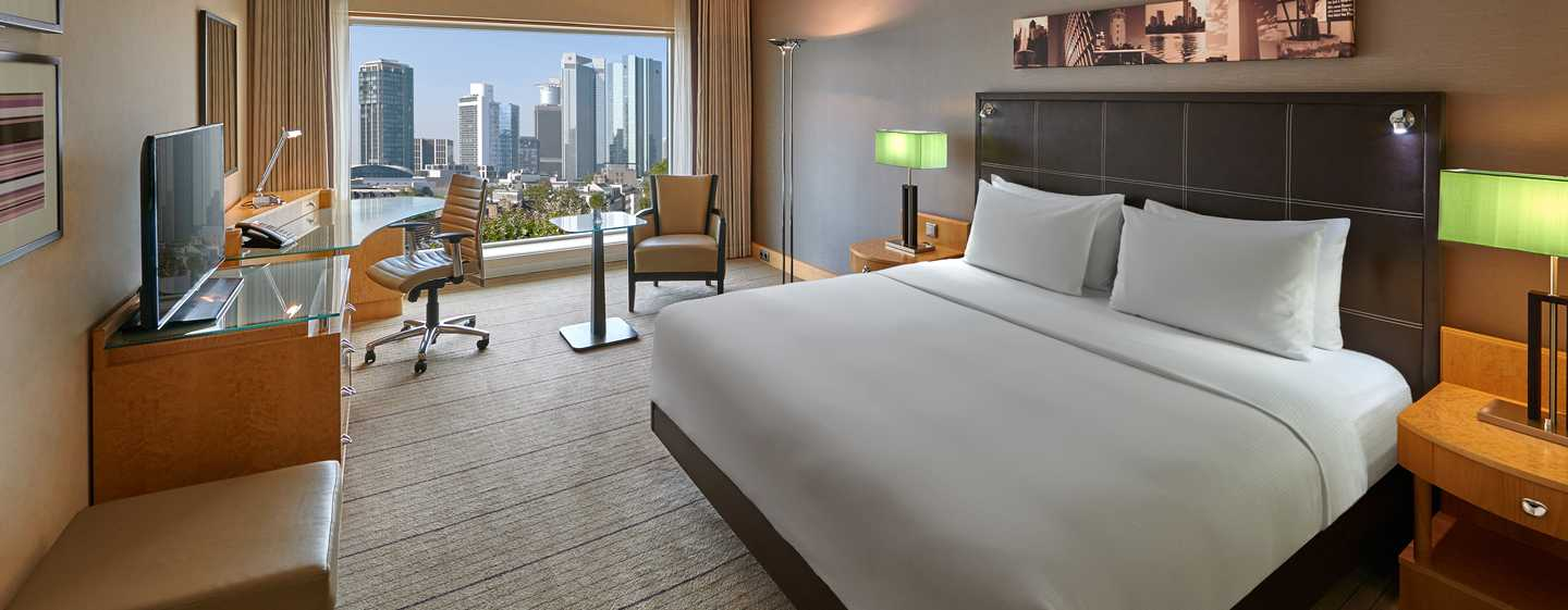 Hotel Hilton Frankfurt City Centre, Germania - Camere e suite