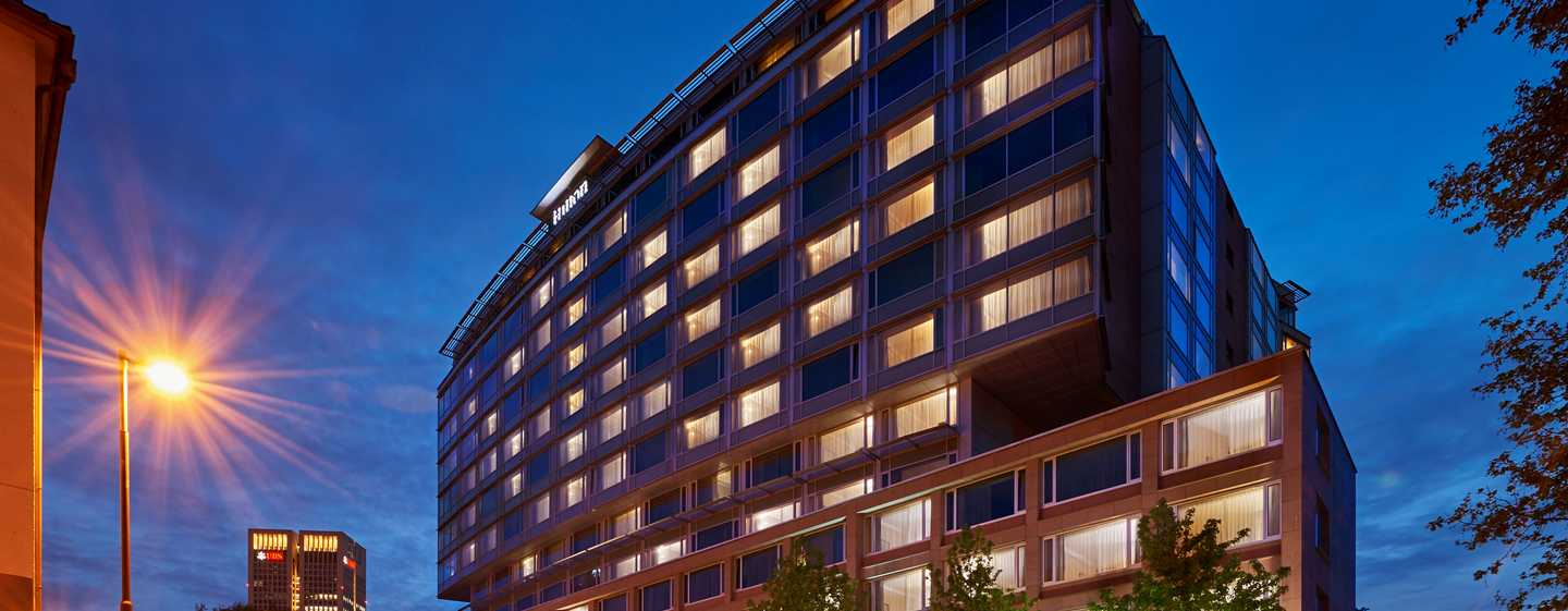 Hotel Hilton Frankfurt City Centre, Germania - Benvenuto
