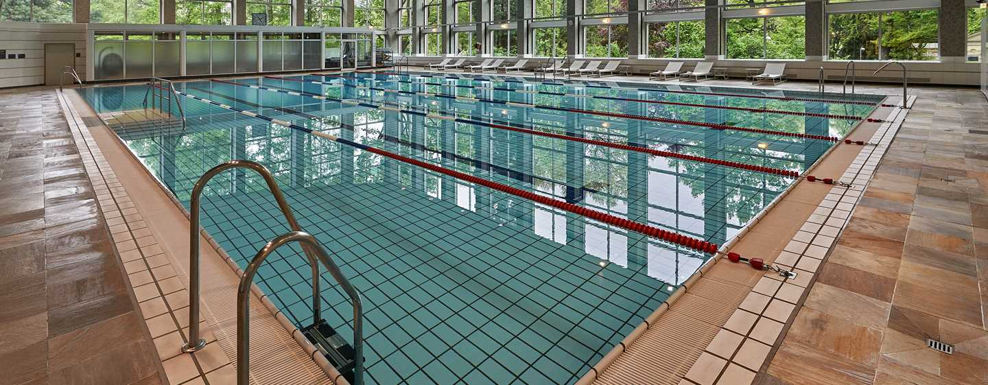 Hotel Hilton Frankfurt City Centre, Germania - Piscina