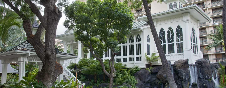Hotel Hilton Hawaiian Village Waikiki Beach Resort, Stati Uniti d'America - Cappella nuziale