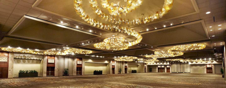 Hotel Hilton Hawaiian Village Waikiki Beach Resort, Stati Uniti d'America - Salone Coral