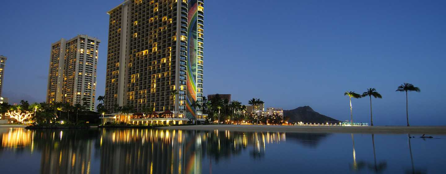 Hotel Hilton Hawaiian Village Waikiki Beach Resort, Stati Uniti d'America - Kalia Tower