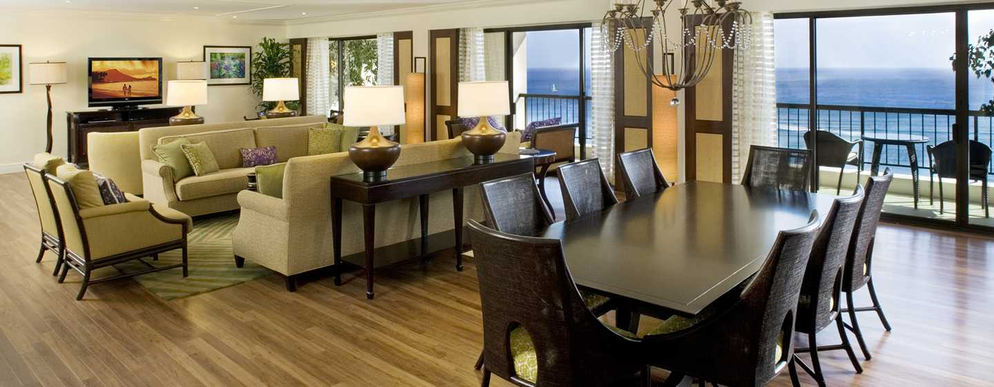 Hotel Hilton Hawaiian Village Waikiki Beach Resort, Stati Uniti d'America - Suite Ali'i Tower