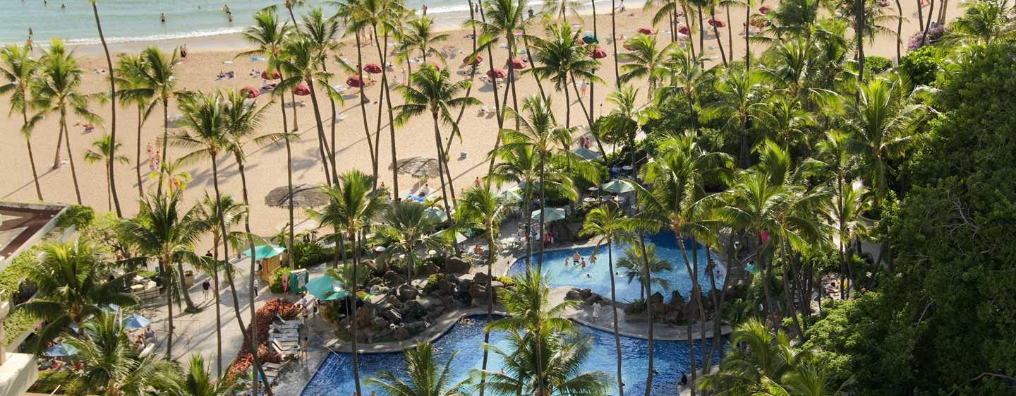 Hotel Hilton Hawaiian Village Waikiki Beach Resort, Stati Uniti d'America - Piscina Super