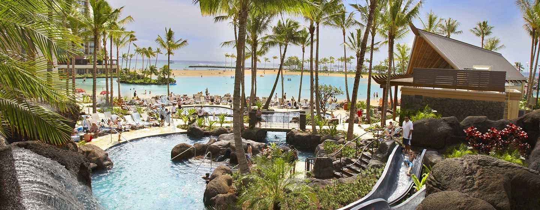 Hotel Hilton Hawaiian Village Waikiki Beach Resort, Stati Uniti d'America - Piscina Paradise