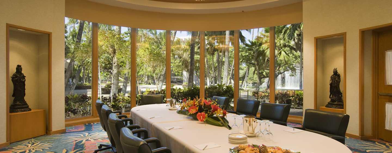 Hotel Hilton Waikoloa Village, Hawaii - Sala per assemblee Water's Edge
