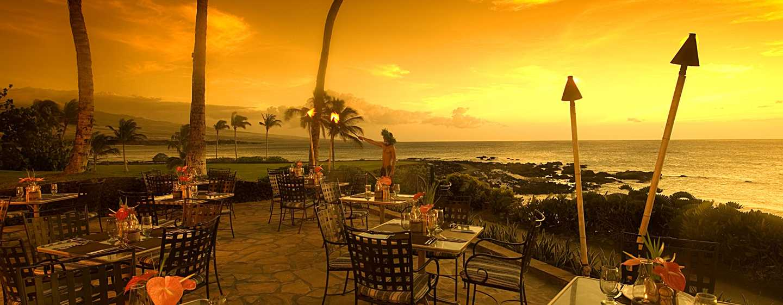 Hotel Hilton Waikoloa Village, Hawaii - Kamuela Provision Company