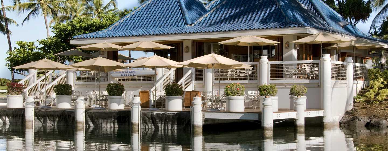 Hilton Waikoloa Village, Hawaii, Stati Uniti d'America - Lagoon Grill
