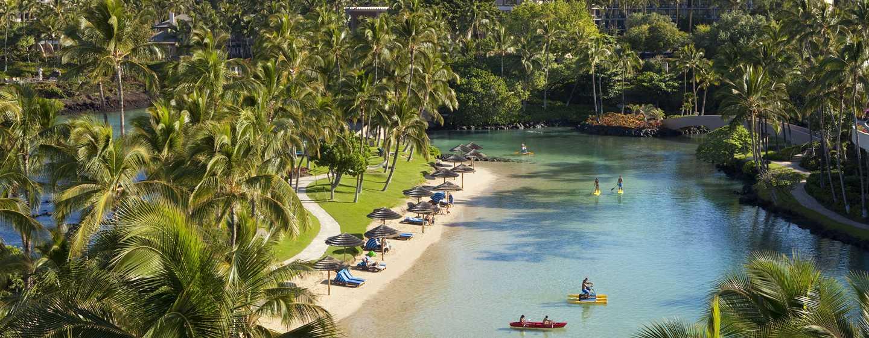 Hotel Hilton Waikoloa Village, Hawaii - Hotel a Waikoloa, Hawaii