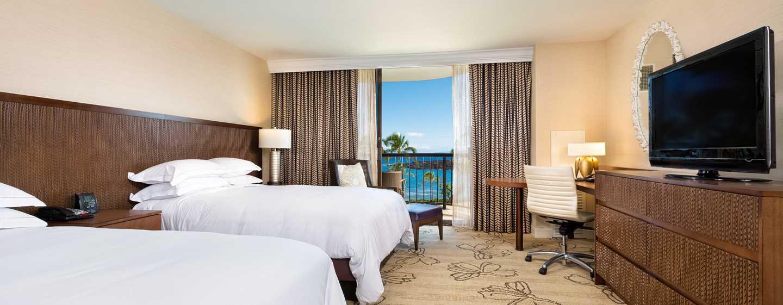 Hotel Hilton Waikoloa Village, Hawaii - Camere nella Lagoon Tower