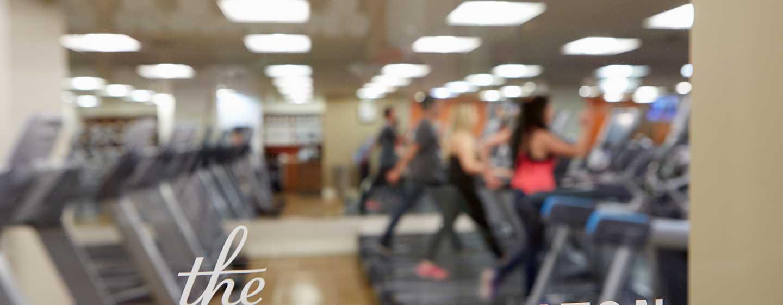 The Beverly Hilton, Stati Uniti d'America - Fitness center