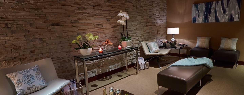 The Beverly Hilton, Stati Uniti d'America - Lounge della spa BABOR