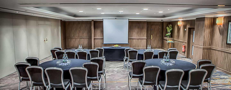 Hilton London Kensington, Regno Unito - Sala meeting Gunnell