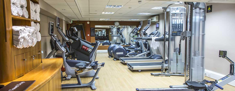 Hilton London Kensington, Regno Unito - Fitness center
