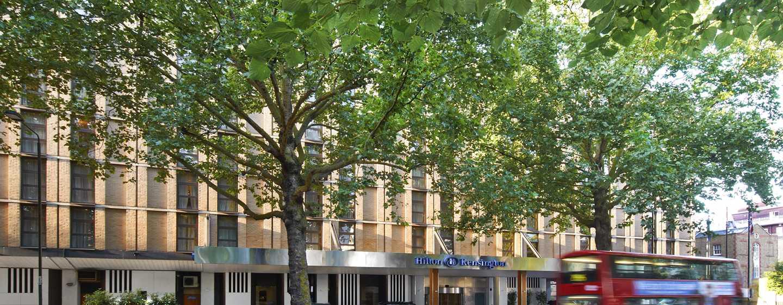 Hilton London Kensington, Regno Unito - Esterno hotel